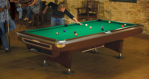 Billiardsstore.com - Pool Table Rail Corner and Side Caps