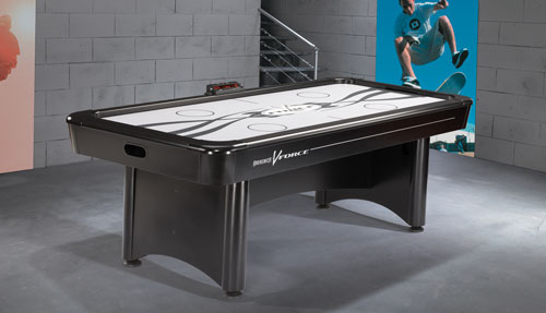 The Conqueror - original Brunswick restored antique pool tables