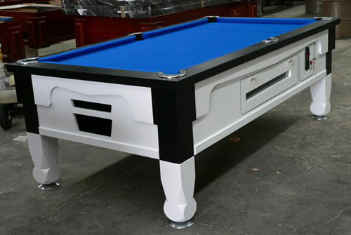 Challenger Coin Operated Table