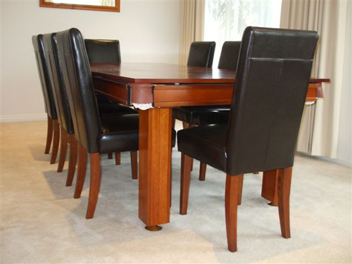 Dining Table Billiard Table Conversion Dining Table
